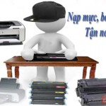 bảo trì sửa máy tính và nạp mực in tại Đức Hòa